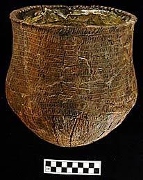 Adena Pottery