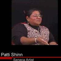 Patti Shin, a Seneca artist, discusses trade routes